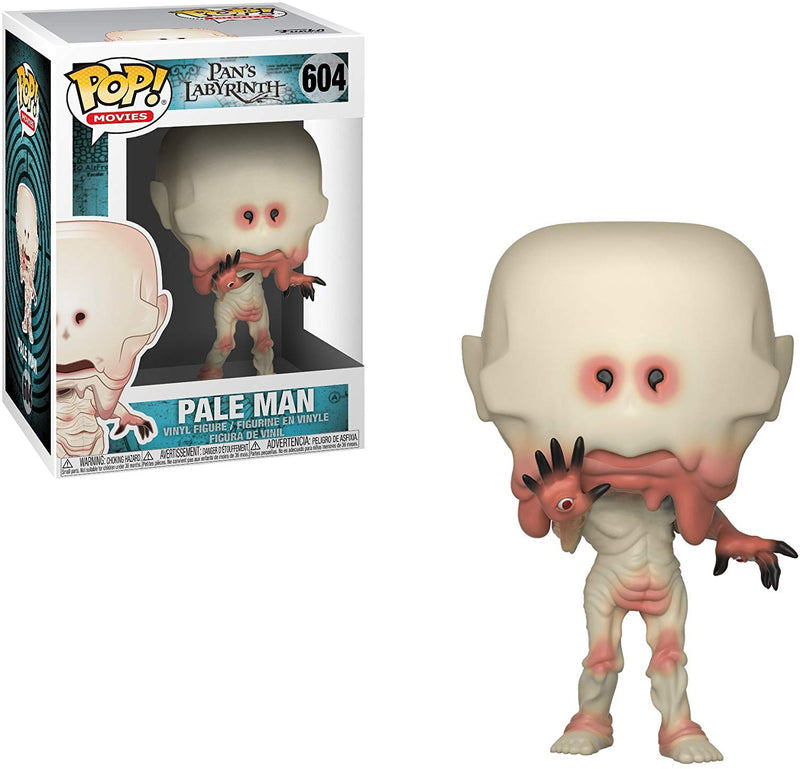 Pale Man From Pans Labyrinth Funko Pop