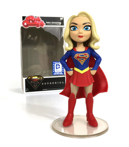 Supergirl Rock Candy Funko Figure Legion of Collectors Exclusive