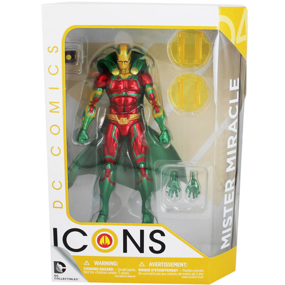 Mister Miracle DC Figure