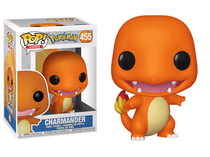 Charmander Pokemon Funko Pop