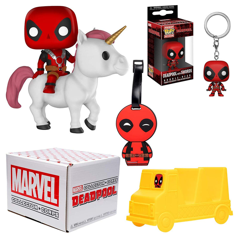 Deadpool Collector Corps Box