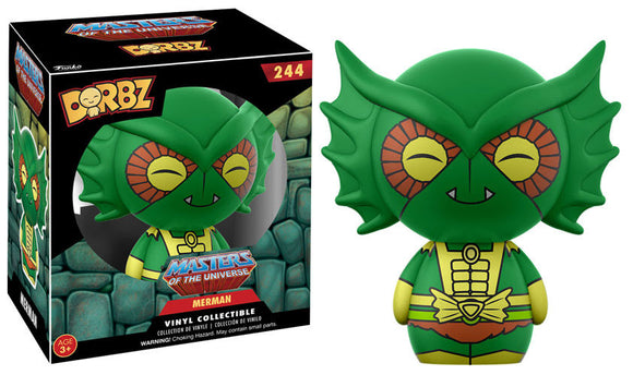 Merman Funko Dorbz Figure
