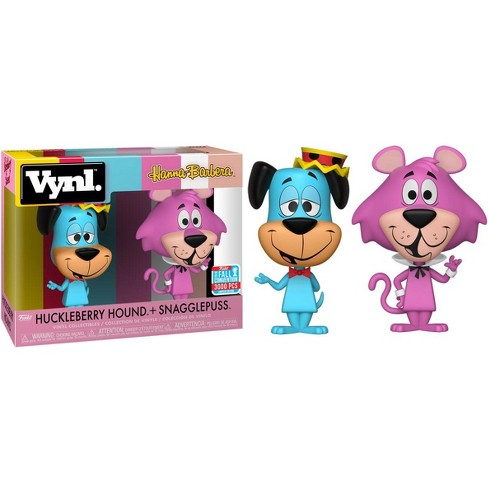 Funko Vynl Hanna-Barbera Huckleberry Hound + Snagglepuss  2018 Exclusive New