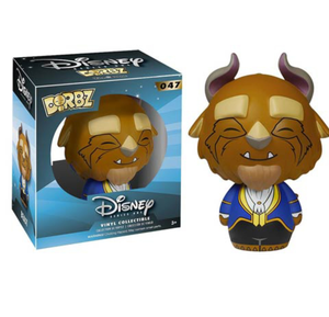 Beauty and the Beast Funko Dorbz Beast Figure