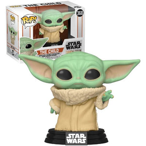 The Child (Baby Yoda) Funko Pop From The Mandalorian