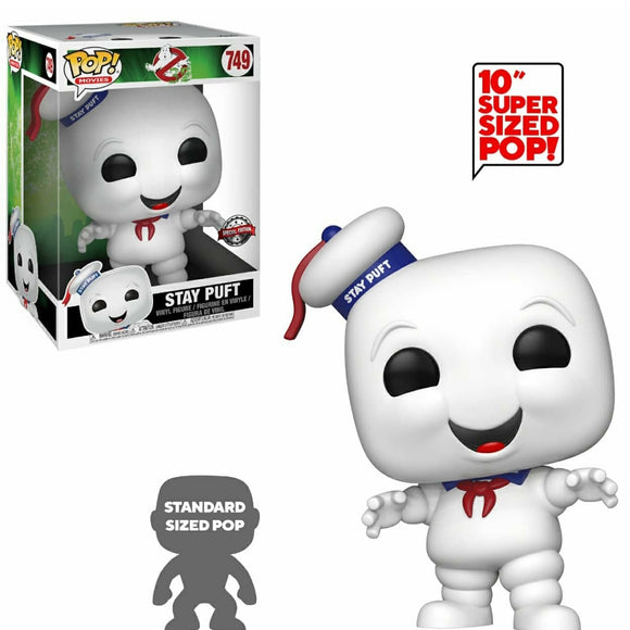 Stay Puft 10 inch Ghostbusters Funko pop