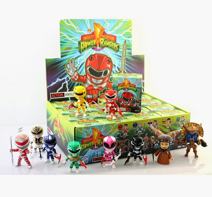 Power Rangers Loyal Subjects Mini Figure blind pack