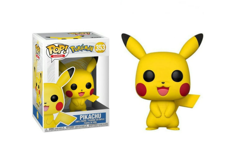 Pikachu Pokemon funko pop