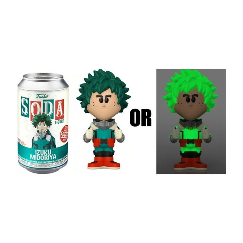 Izuku Midoriya Funko Soda Figure from My Hero Academia