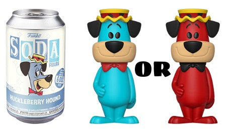 Funko Soda Can Figure Huckleberry Hound