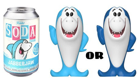 Funko Soda Can Figure Jabber Jaw