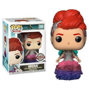 Mera Special Edition Funko Pop From Aquaman
