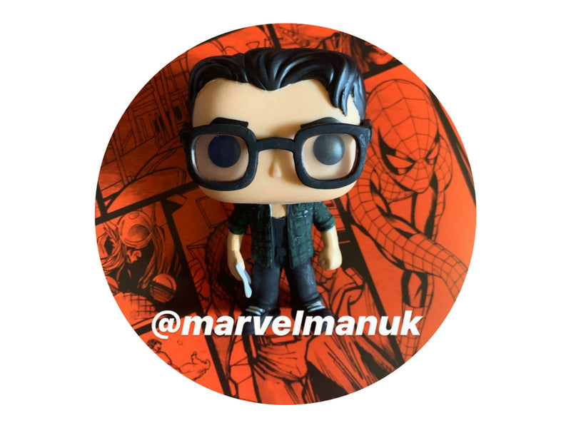 Sticker for Marvel Man on Social media and the fan community