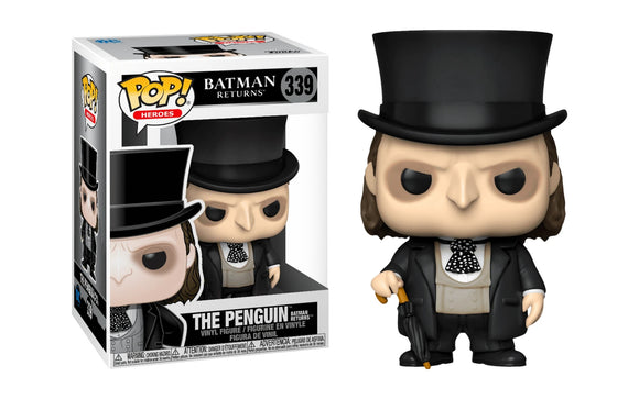 The Penguin From Batman Returns Funko Pop