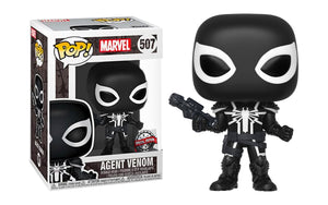 Agent Venom Pop Special Edition Funko pop exclusive