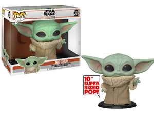 The Child 10 inch Giant Funko Pop from The Mandalorian