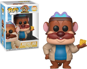 Montery Jack Chip and Dale Standard Funko pop 465