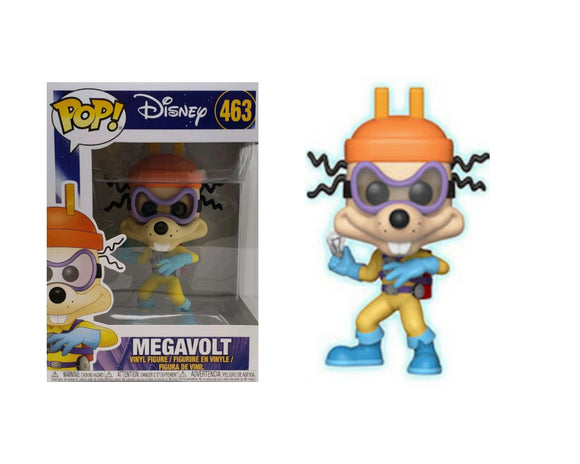Disney Megavolt Funko Pop 463