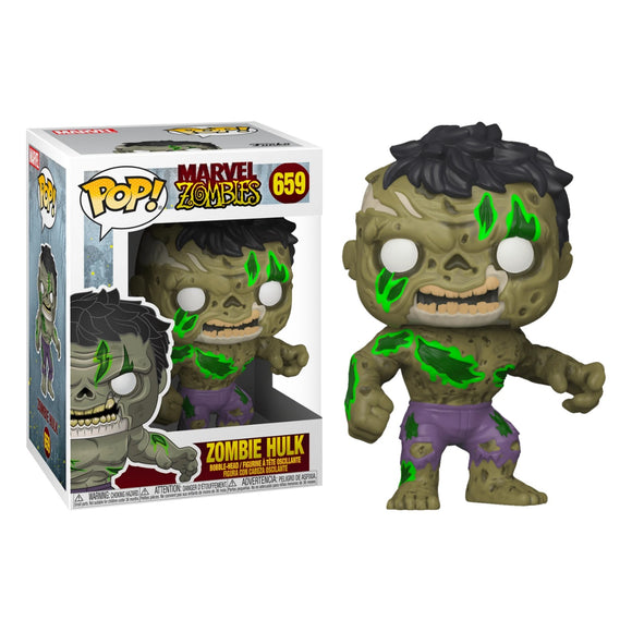 Marvel Zombies Hulk Funko Pop