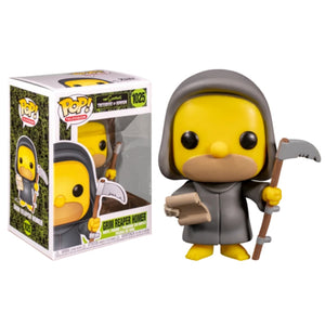 Grim Reaper Homer Simpsons Treehouse of horror funko pop