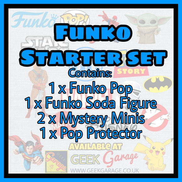 Funko Collector Starter Set