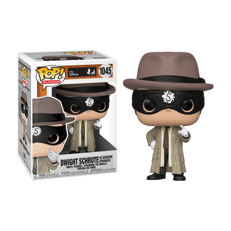 Dwight Schrute As Scranton Strangler, The Office Funko Pop