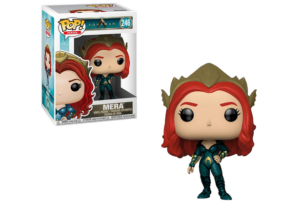 Mera Aquaman Movie Funko Pop