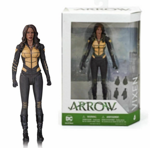 Arrow, Vixen Action Figure DC Comics