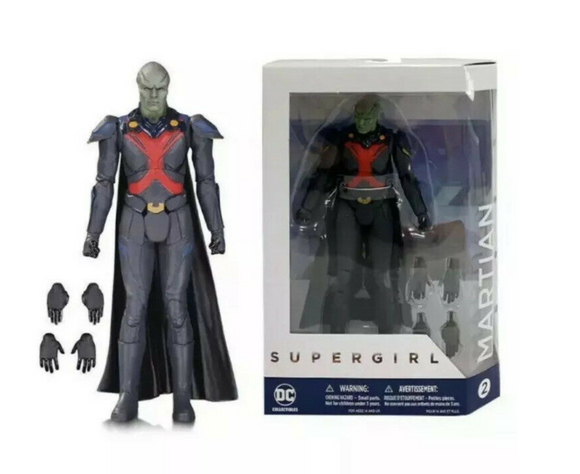 Martian Manhunter from Supergirl TV Series Action Figure