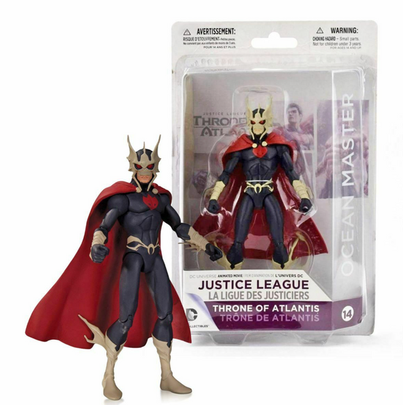Ocean Master Action Figure from Thrones of Atlantis