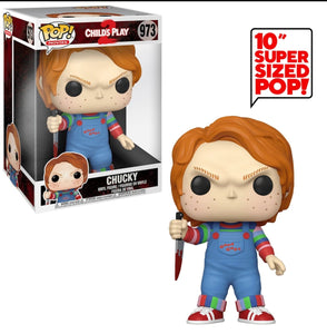 Chucky Childs Play 10 Inch Funko Pop