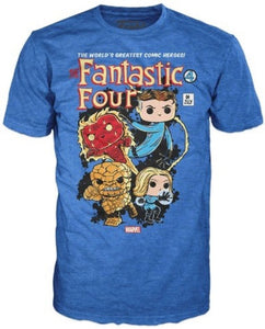 Marvel Fantastic Four T Shirt from collector corps box (T Shirt only)