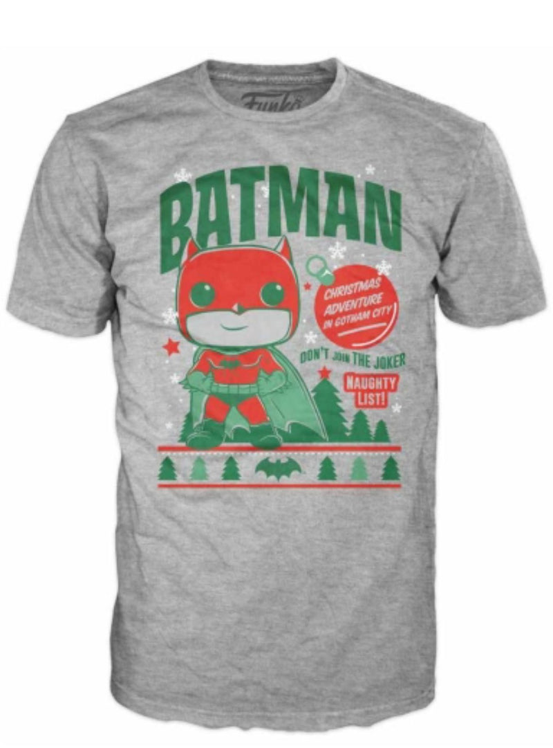 Batman Funko Holiday T Shirt