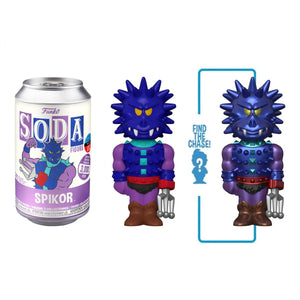 Toy Tokyo  Funko Vinyl Soda: Masters of the Universe - Spikor Toy Tokyo NYCC 2020 Exclusive