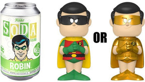 Funko Soda Can Figure Robin