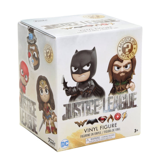 Justice League Funko Mystery Mini Single Blind Box.