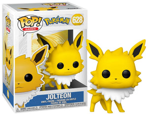 Jolteon Pokemon Funko pop