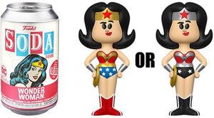 Funko Soda Can Figure Wonder Woman
