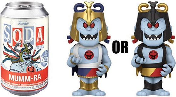 Funko Soda Can Figure Mumm Ra From Thundercats
