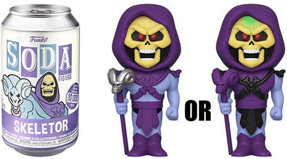 Funko Soda Can Figure Skeletor