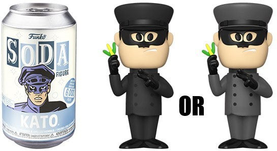 Kato From The Green Hornet Funko Soda Can Figure