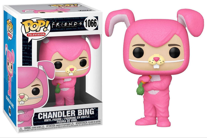 Friends Chandler Bing Bunny Funko Pop