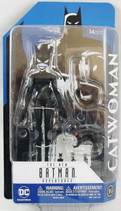 Catwoman Action Figure from The new Batman Adventures