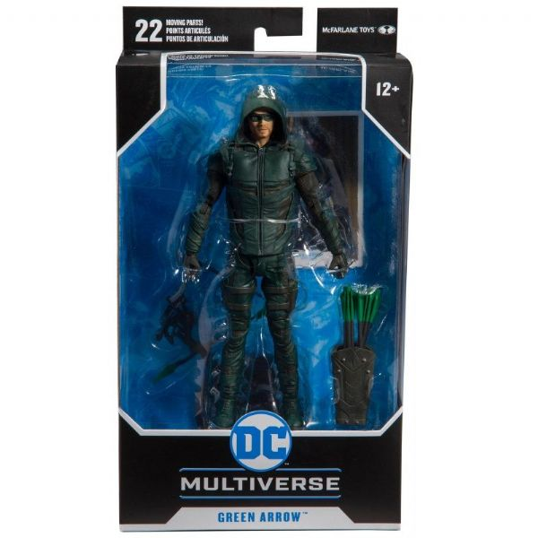 Green Arrow DC Multiverse Action Figure