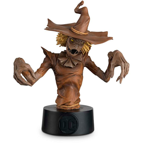 Scarecrow Bust from.the DC Batman Universe Eaglemoss collection