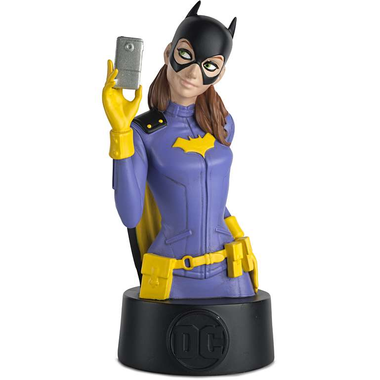 Batgirl Collector Bust DC Universe