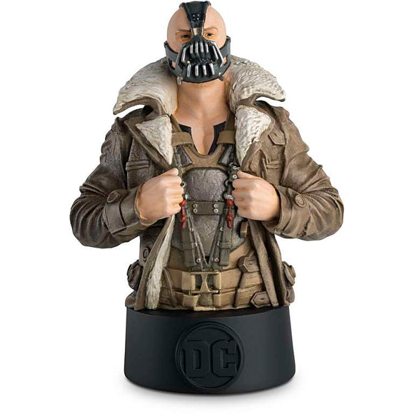 Bane Collectors Bust from Batman Universe Eaglemoss collection