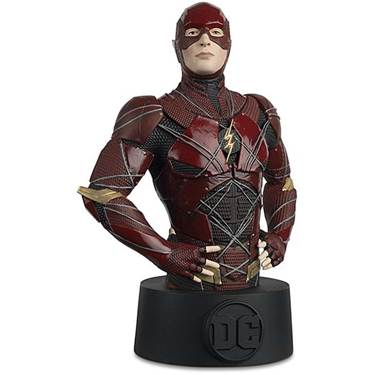 The Flash Collector Bust DC Universe