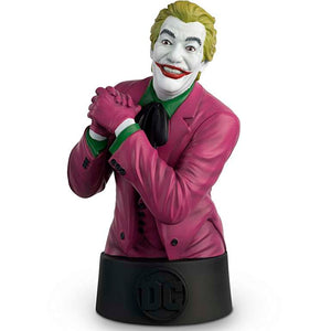 The Joker Classic Collector Bust From The Eaglemoss collection