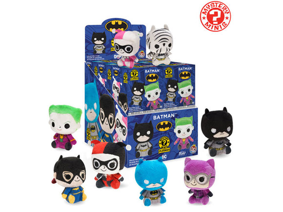 Funko DC Comics Mystery Minis Plush Single Blind Box